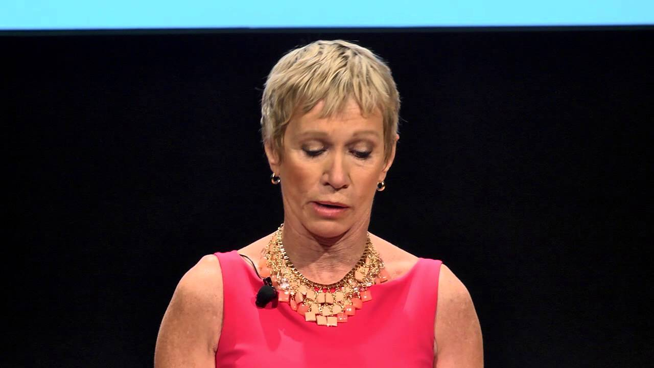 All in a New York minute | Barbara Corcoran | TEDxNYIT