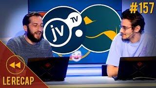 Des infos sur la fusion LeStream JVTV Ft. Vinz Magicien - Le Recap S3#157