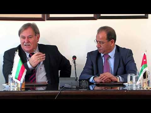 برنامج للتعاون المشترك بين وكالتي الانباء الاردنية والبلغارية