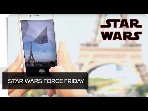 Star Wars Force Friday II // The Countdown Begins | Star Wars DE