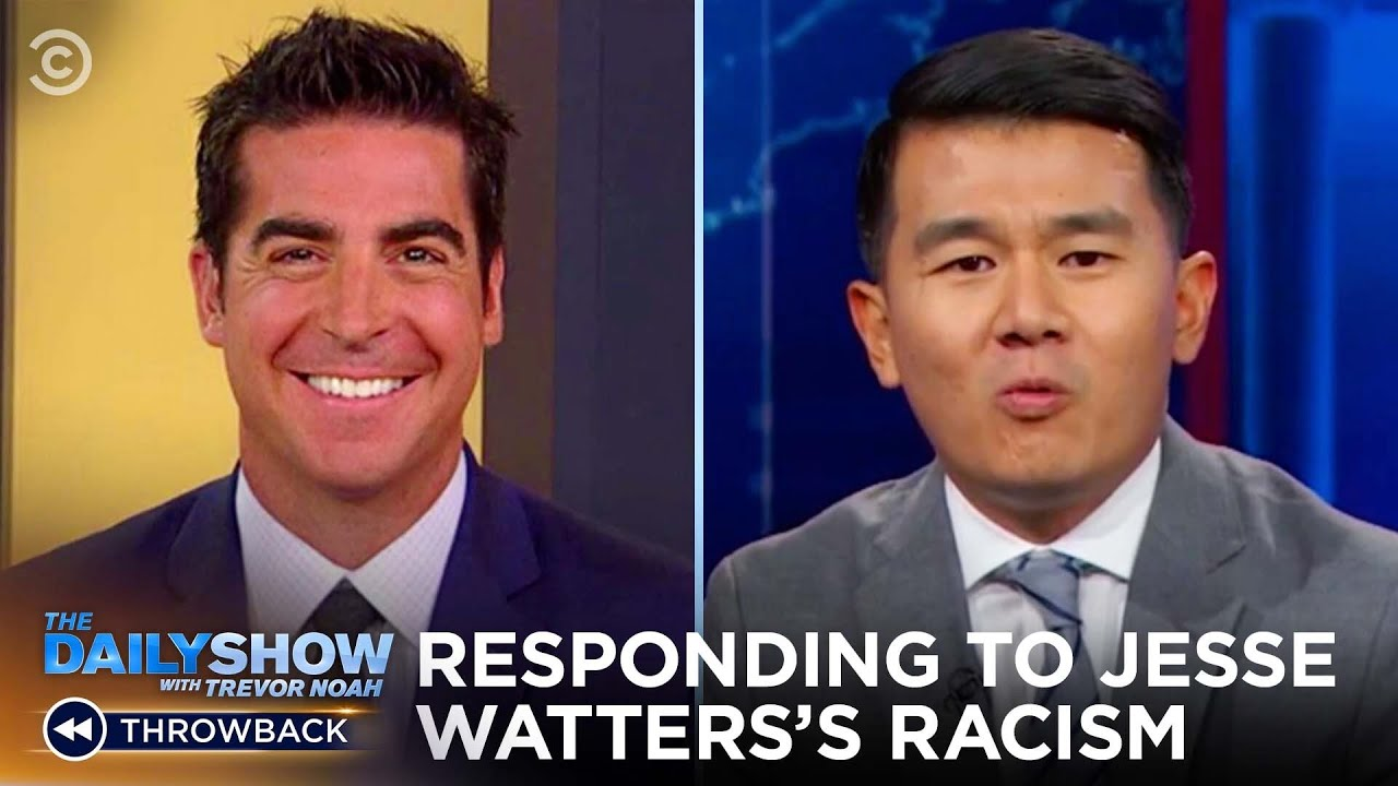 Download Ronny Chieng's Response to Jesse Watters's Anti-Asian Racism | The Daily Show