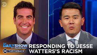 Ronny Chieng's Response to Jesse Watters's Anti-Asian Racism | The Daily Show