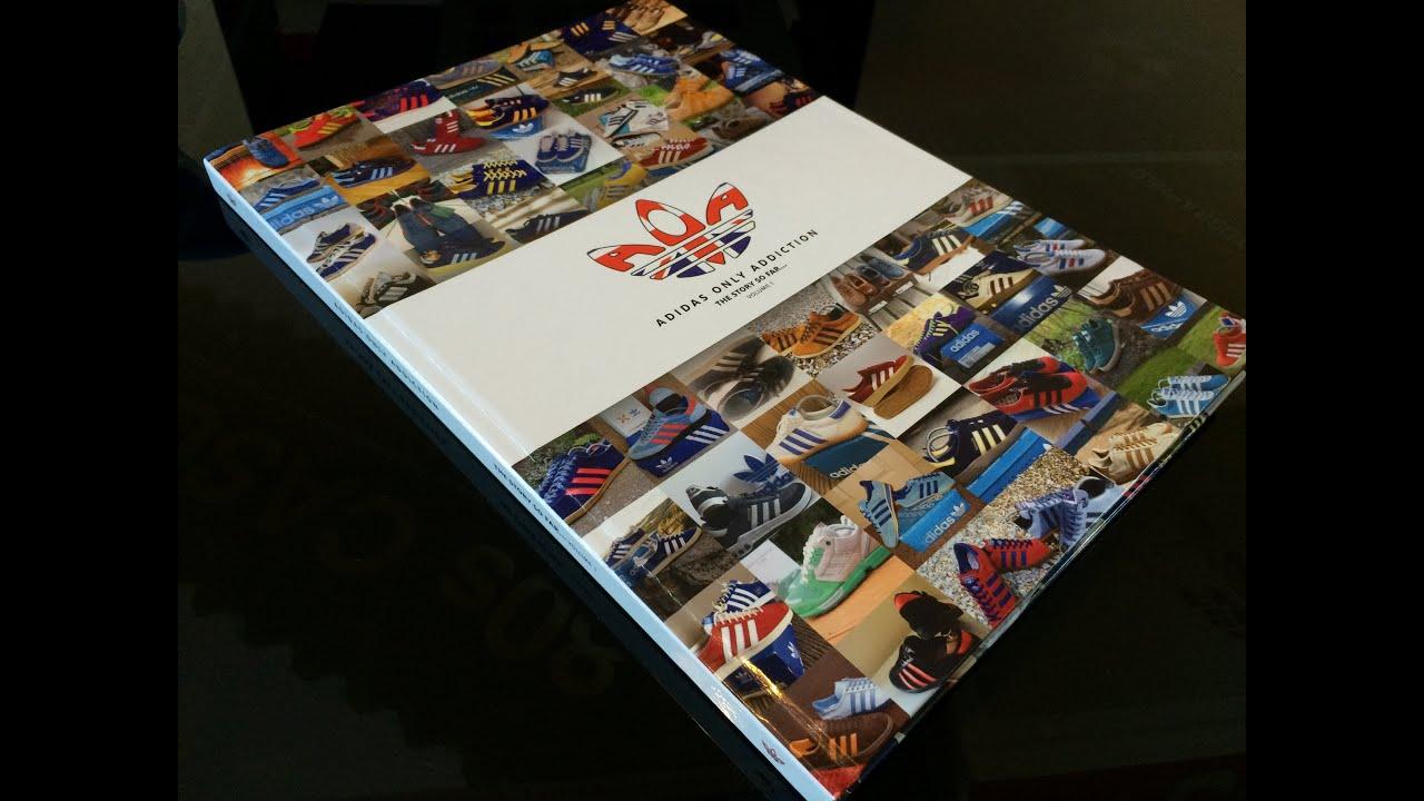 adidas trainer book
