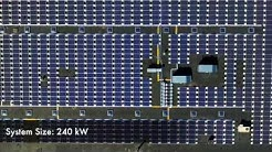 Solar PV Array - SunBug Solar, American Venture 594 Corporation