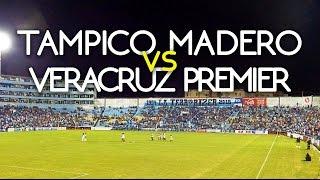 Tampico Madero vs Tiburones Rojos Veracruz Premier 19/Sep/15