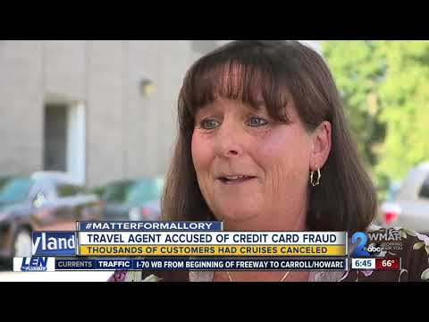 Cruise Line Claims Travel Agent Committed Credit Card Fraud
