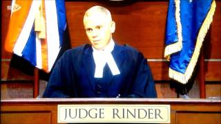 Judge Rinder - Munchy Box