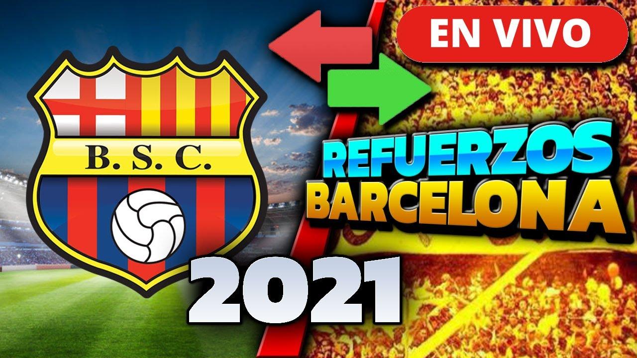 🔴EN DIRECTOOOO🔴Hablamos con gente que sabe sobre los REFUERZOS DE BARCELONA 2021  FALSO NUEVE  