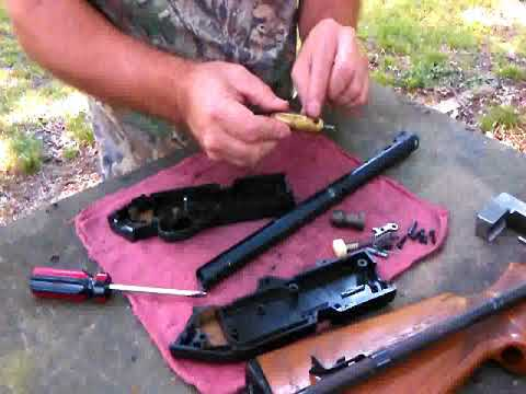 Troubleshooting crosman air gun won't pump up