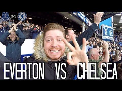 GrinGOL - Everton vs Chelsea - 30/04/2017
