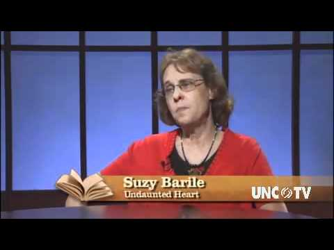 Bookwatch Suzy Barile  UNCTV