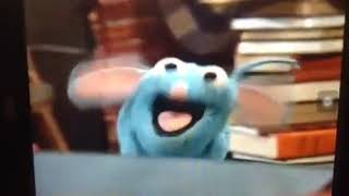 What so great about the Library Bear in the big blue house