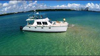 2003 Kit Kat Custom 45 Power Catamaran