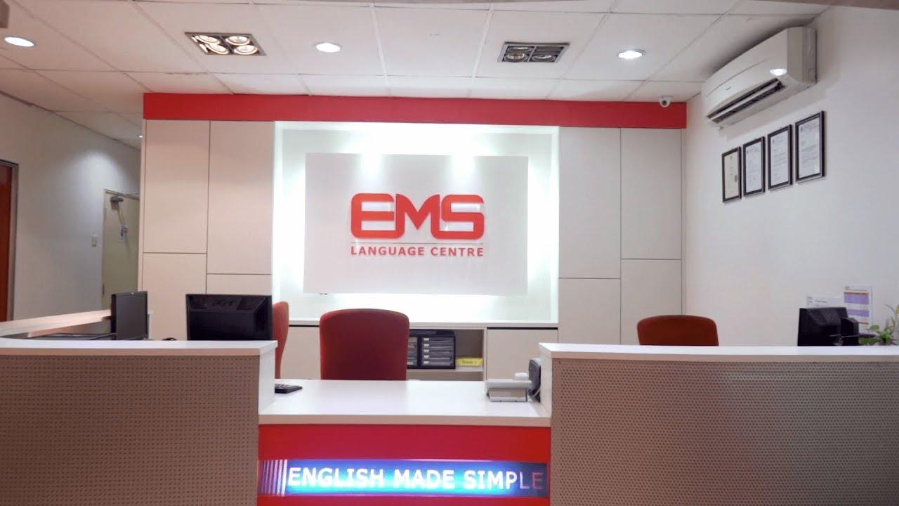 office centre video. EMS LANGUAGE CENTRE - CORPORATE VIDEO Office Centre Video