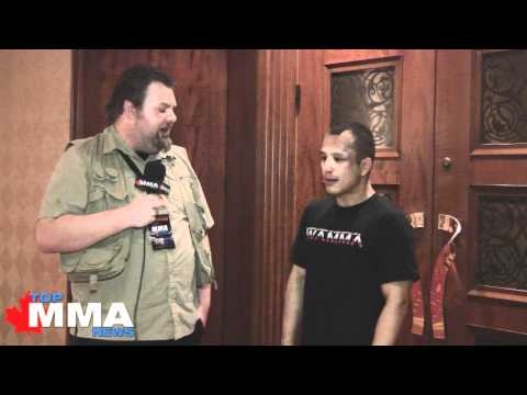 Eric Perez Interview Wreck Road To Glory