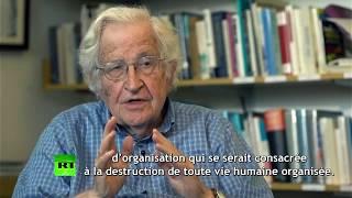 Noam Chomsky : «Si vous critiquez la politique du gouvernement,  vous êtes antiaméricain»