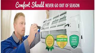 Air Conditioner Repair Service By All Seasons Comfort Control, LLC