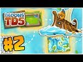 ODYSSEY MODE! | Bloons Tower Defense 5 | BTD 5 Gameplay Part 2
