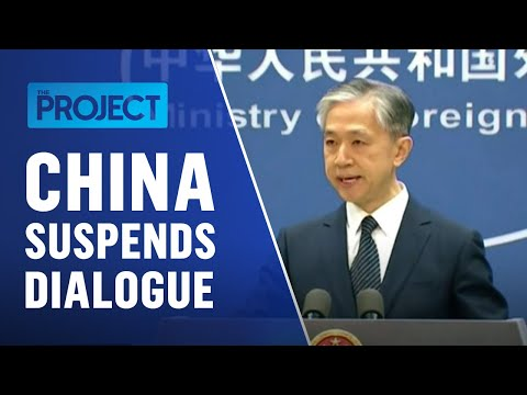 Beijing Cuts China-Australia Strategic Economic Dialogue Indefinitely | The Project