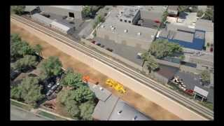 San Gabriel Trench Grade Separation Project