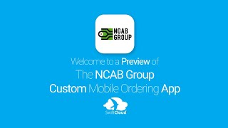 NCAB Group - Mobile App Preview - NCA477W