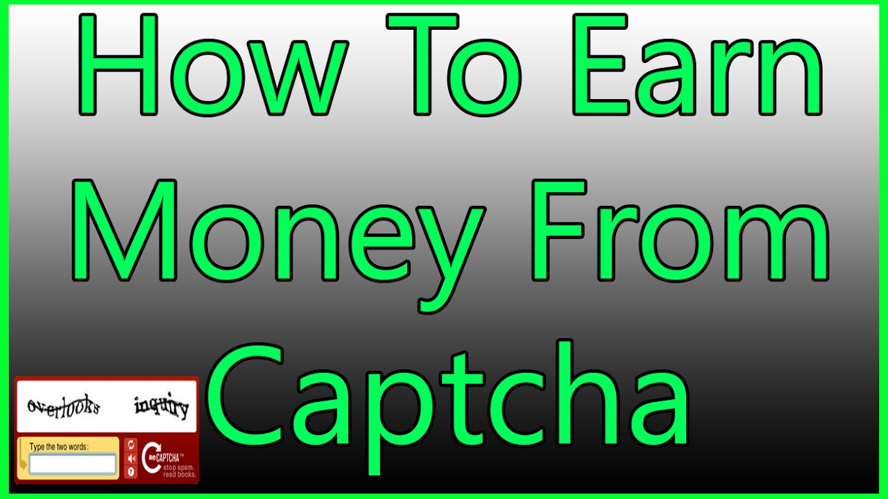 How To Earn Money From Captcha ? Online Typing Jobs ! Lang Bangla