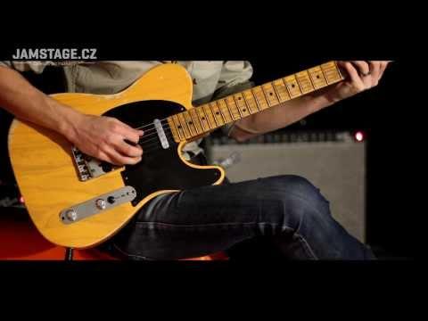 Fender Custom Shop '52 Heavy Relic Telecaster (Lukáš Martinek)