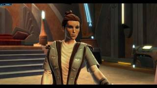 Star Wars: The Old Republic - Jedi Consular Part 7 [Longplay] [HD 1080p]