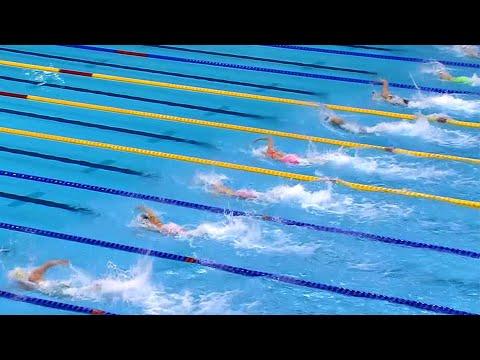 В Лондоне завершился чемпионат мира по паралимпийскому плаванию.