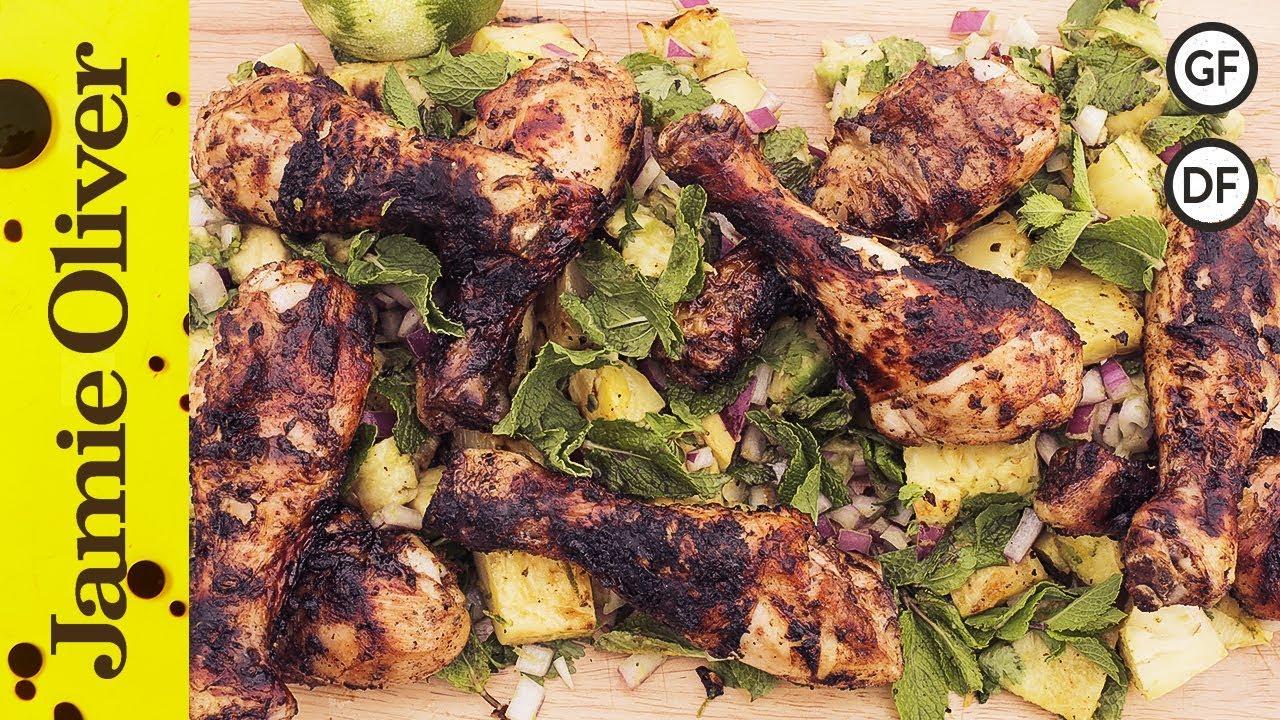 We Tasted The Really Hot Jerk Chicken Platter At Veronica S