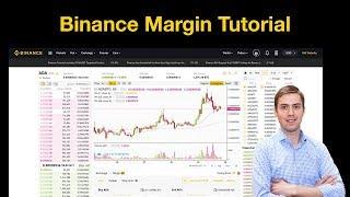 Binance Margin Trading Tutorial ✅