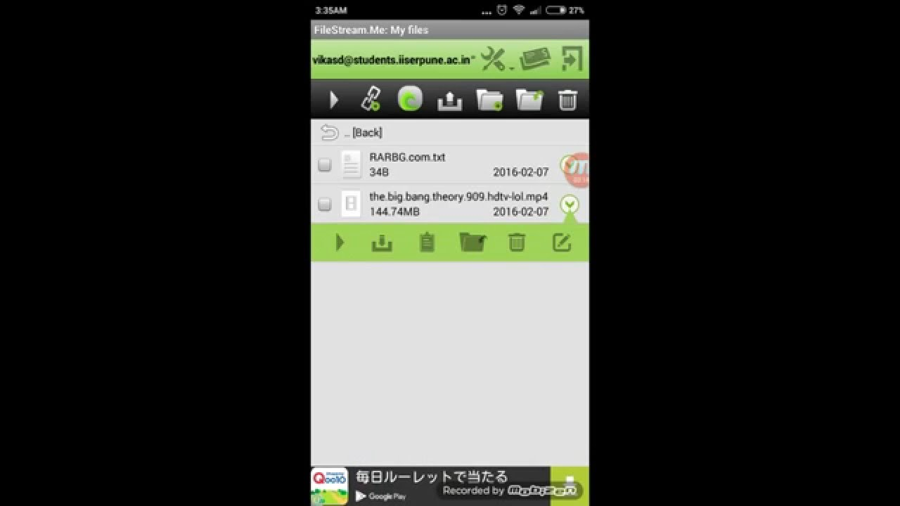 torrent files for android phone