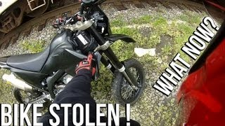 What happens after a bike is stolen