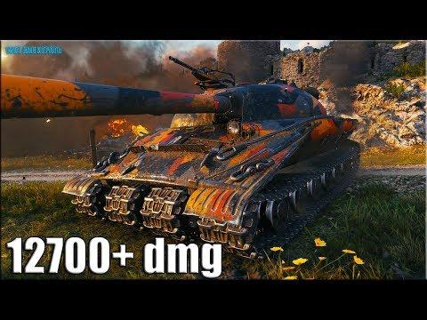 13к урона на имба танке Объект 279 (р) ✅ World of Tanks лучший бой