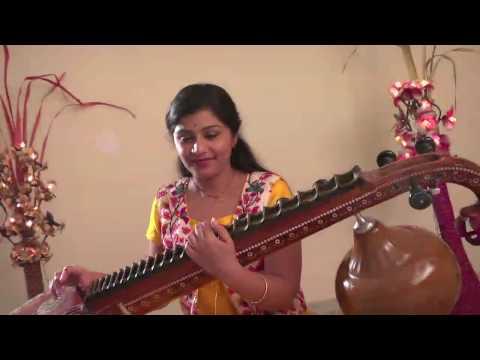 $S$ Anjali song by veena srivani  $S$ ar rahaman melody song