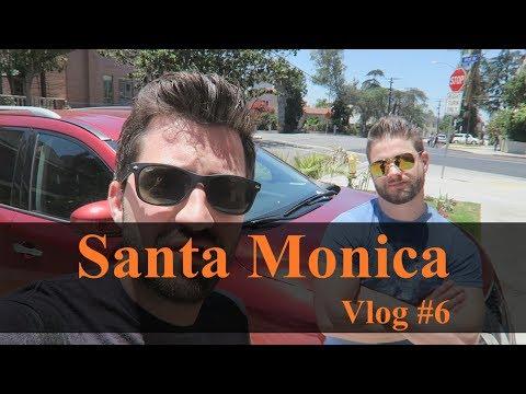 E3 2017 Daily Vlog #6: Santa Monica time