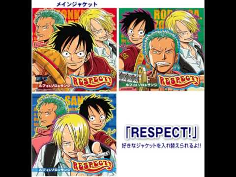 RESPECT! - 05 Messages Hiroaki Hirata [Sanji]