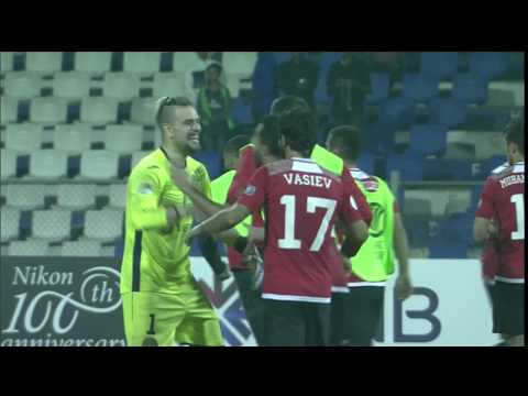 Istiklol celebrate their progression to the AFC Cup Final!