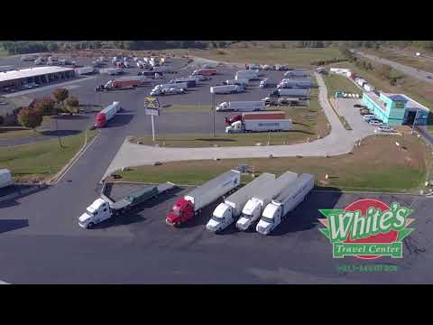 White's Travel Center: The East Coast's Largest Travel Center
