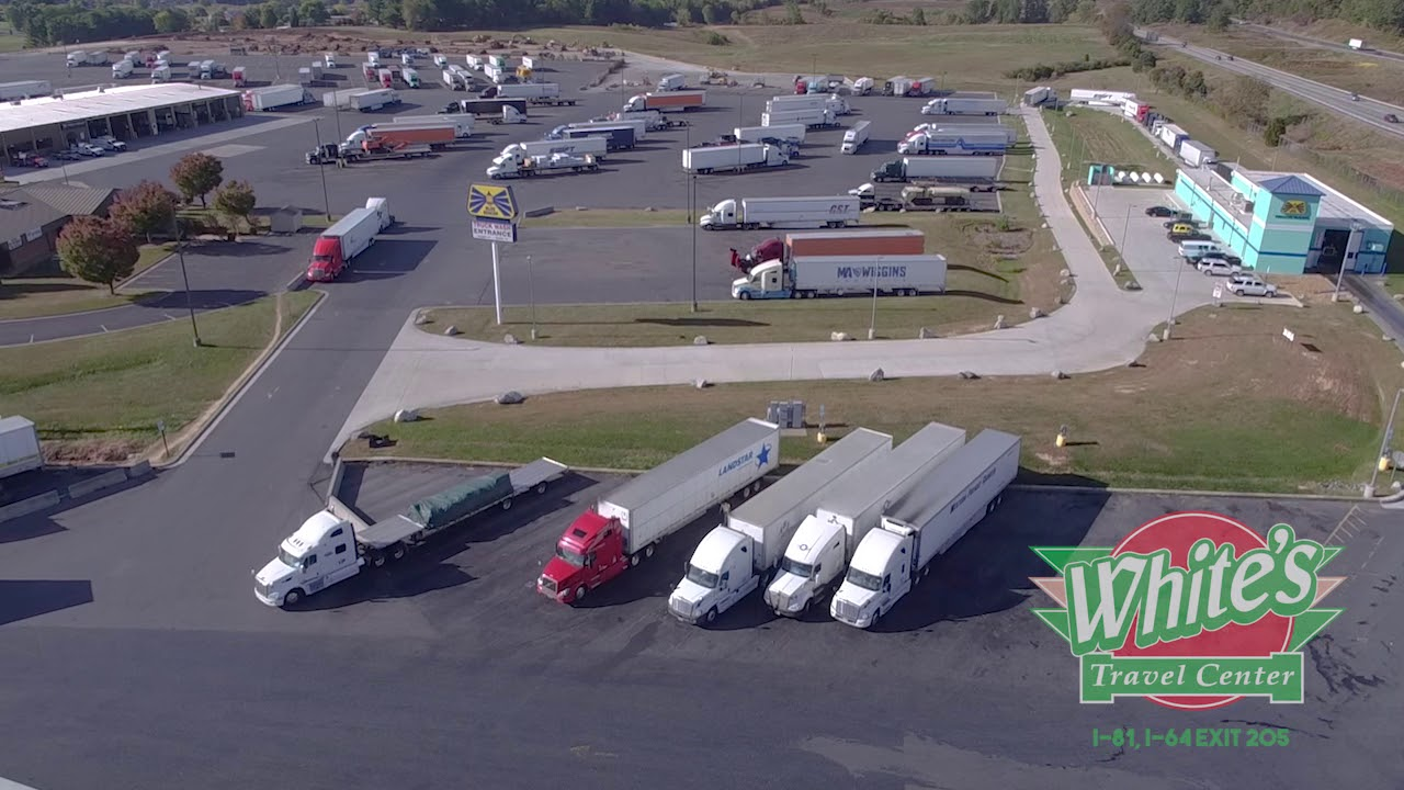 White's Travel Center | Raphine, VA | East Coast's Largest