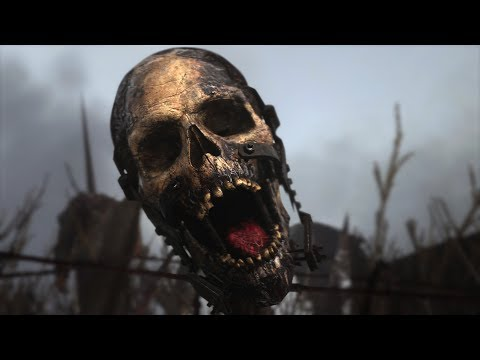 """Call of Duty®: WWII - The Resistance DLC 1 - """"The Darkest Shore"""" Nazi Zombies Trailer"""