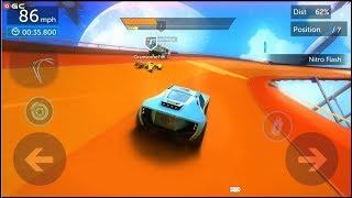 Hot Wheels Infinite Loop - Hot Wheels Speed Car Racing Game - Android Gameplay Video