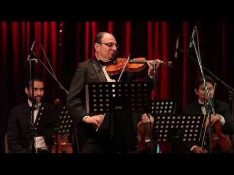 El Nahr el Khaled ft. Aziz George عزيز جرجي يعزف النهر الخالد
