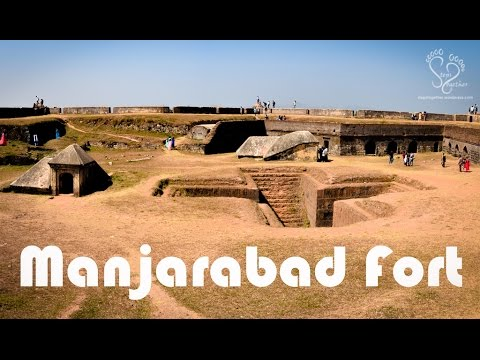 Manjarabad Fort | Sakleshpur | Karnataka Tourism | Incredible India | Tata Nano | Steps Together