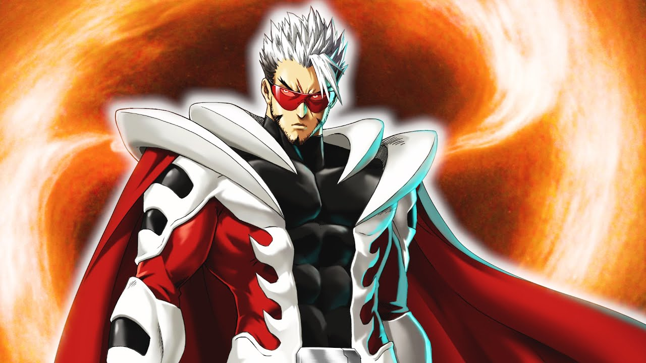 Download Blast's Dimensional Abilities | One Punch Man