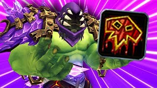 This SHAMAN Damage Is INSANE! (5v5 1v1 Duels) -  Rogue PvP WoW: Battle For Azeroth 8.2
