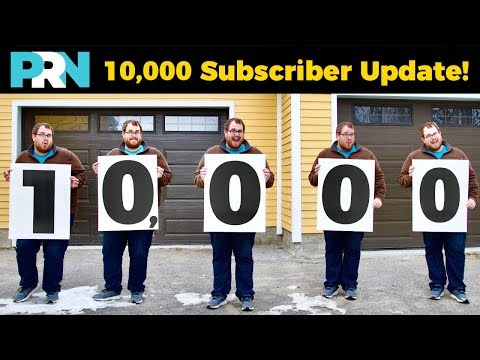 10,000 Subscribers & the Future of Perpetual Radio!
