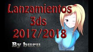 👾 Próximos Lanzamientos 3ds