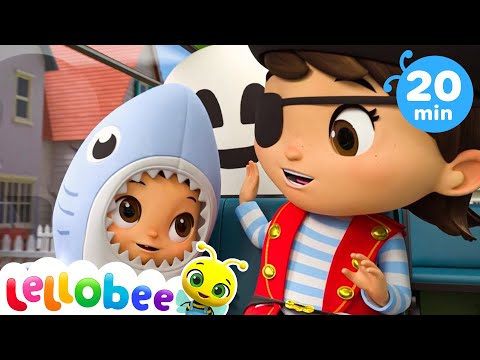 Halloween Songs For Kids! | Nursery Rhymes & Kids Songs - ABCs and 123s | Little Baby Bum