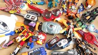 2015年!レオンチャンネルが選ぶ!『買って良かった玩具ベスト10 』を発表! thumbnail